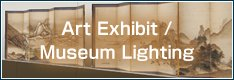 Art Exhibit/Museum Lighting