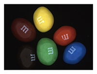 Food industry (Chocolate) LED color : white