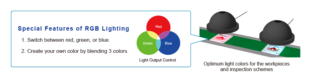 Special Features of RGB Lighting