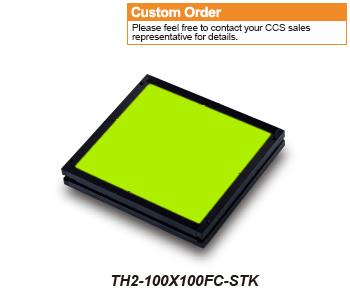 TH2-100X100FC-STK(Custom Order:Please feel free to contact your CCS sales representative for details.)
